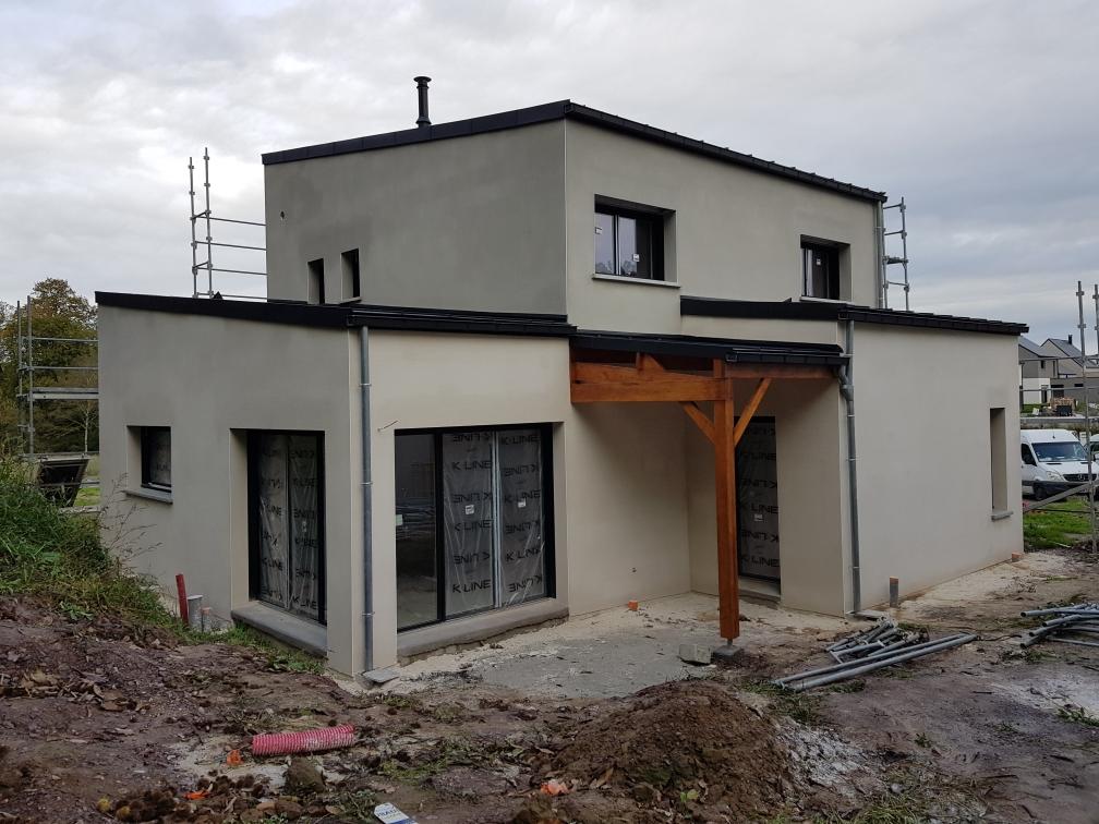 Pascal Jan Refonte Constructeur Maison Ille Et Vilaine 35 Particulier36 90