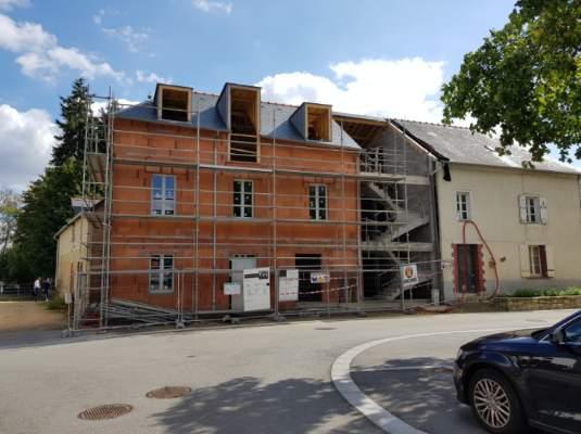Pascal Jan Refonte Constructeur Maison Ille Et Vilaine 35 R®novation DÔÇÖun Batiment Au Côur De ST GREGOIRE 39